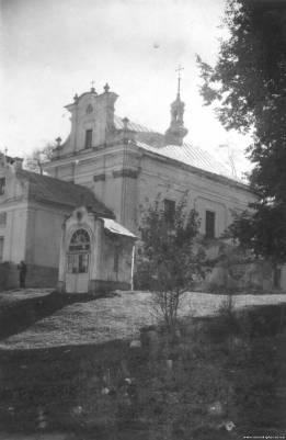 Римо-католицький костел у Винниках. Фото: http://plus.lviv.ua/history_vynnyky/photo