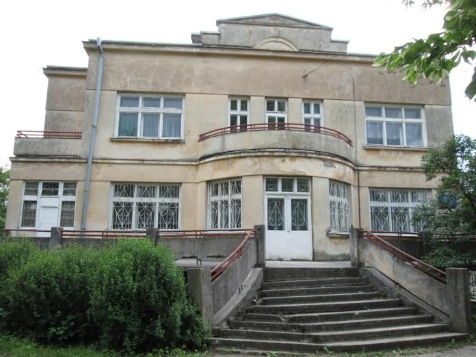 Школа «Берегиня», будівля збудована німцем Міллером. Фото: Патер Анастасії