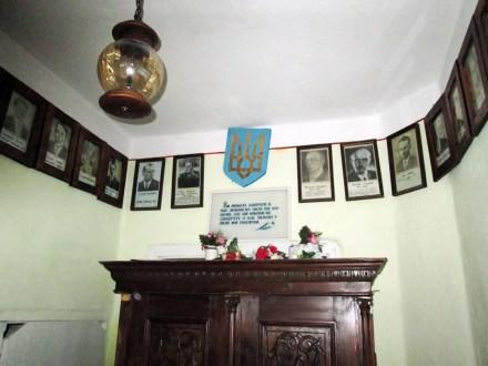 Садиба-музей Степана Бандери у Волі-Задеревацькій. Фото: Патер Анастасії