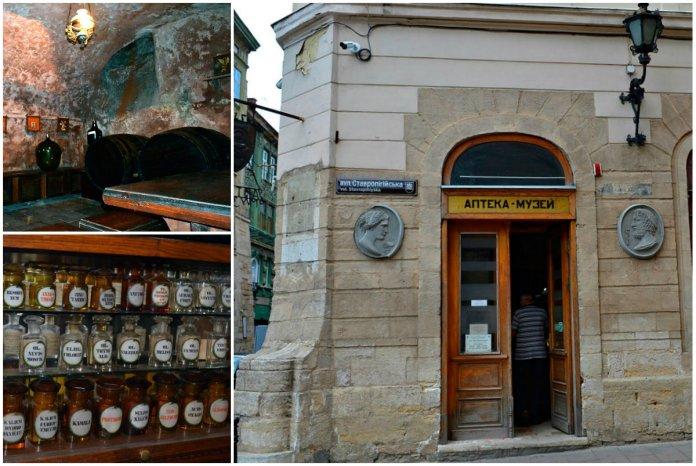 Львівська аптека-музей, або 12 цікавих фактів з аптечної справи