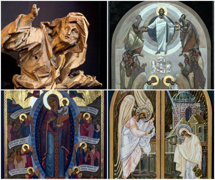 У Львові відкрилася виставка ікон «Оновлення традицій»