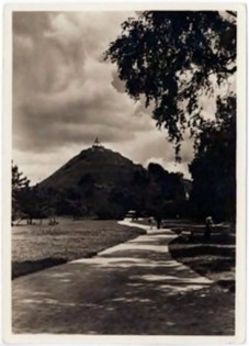 Високий замок. Фото 1938 року