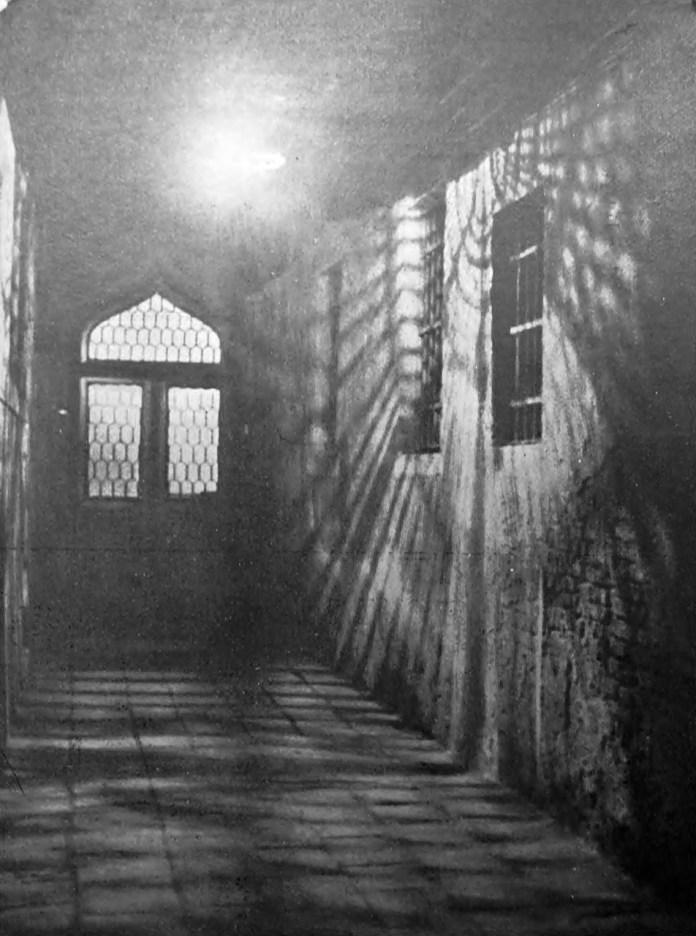 Олександр Пежанський. В вечірньому світлі, Італія (Світло й Тінь. – 1933. – Ч. 7/8)