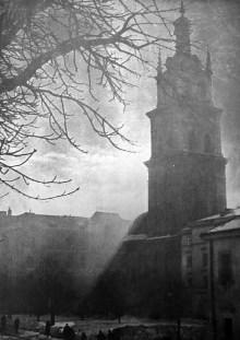 Олександр Пежанський. Останні промені (Світло й Тінь. – 1935. – Ч. 12)