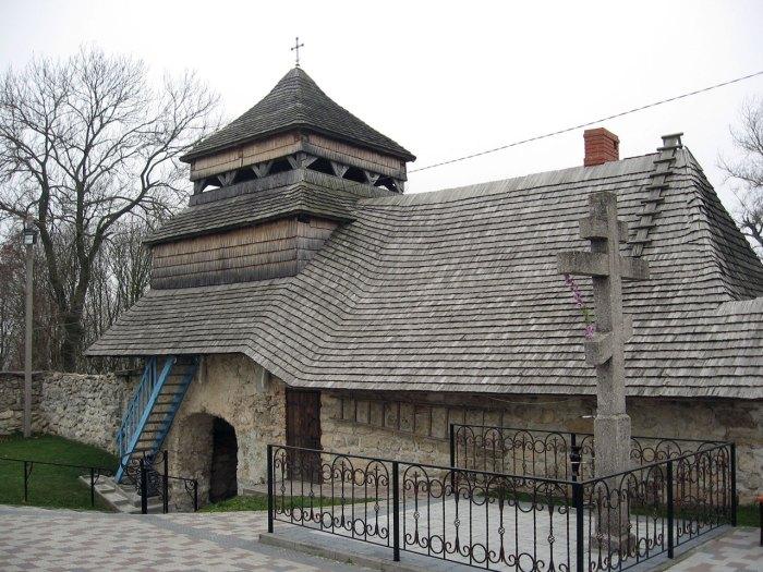 Горішня церква в Щирці (на Пісках)