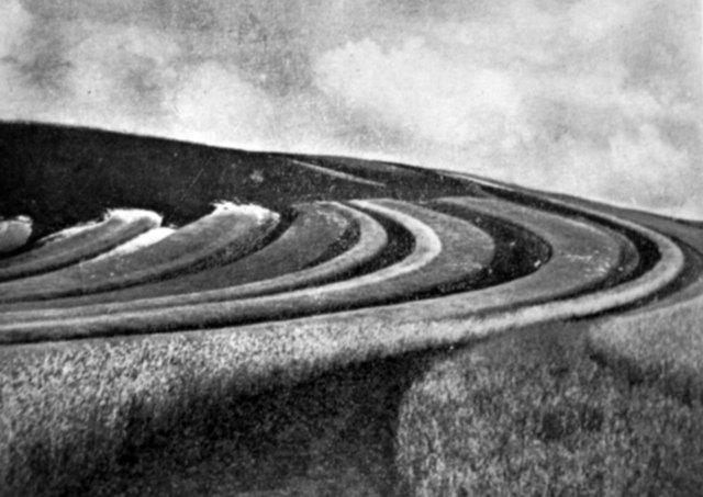 Ярослав Масляк. «Ой, поля ви, поля…», 1938 р. (Світло й Тінь. – 1938. – Ч. 3)