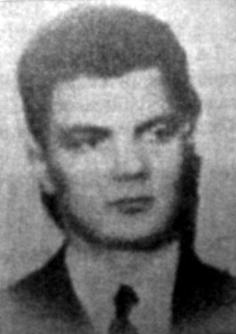 Роман Мирович, 1930-ті рр. (Мірчук П. Нарис історії ОУН. 1920–1939 рр. – К., 2007)