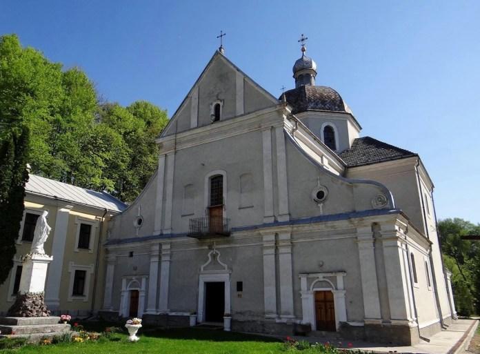 Підгорецький монастир. Фото: Софія Змерзла