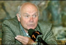 Сьогодні пішов з життя Богдан Чайковський