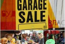 Янки в місті, або гаражний розпродаж від «Емаус – Оселя»