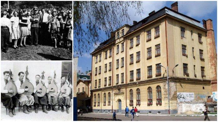 Мистецьке життя окупованого Львова, або цікаві факти з історії Інституту Народної Творчості