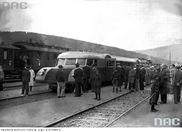 Торпеда в часі пробної їзди (1933)