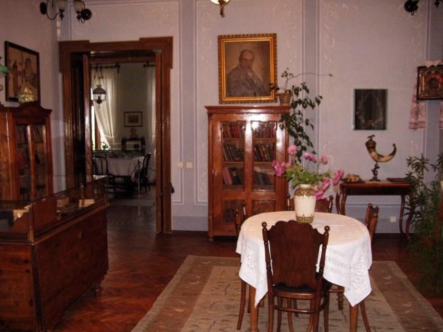 Внутрішнє убранство музею Івана ФранкаВнутрішнє убранство музею Івана Франка