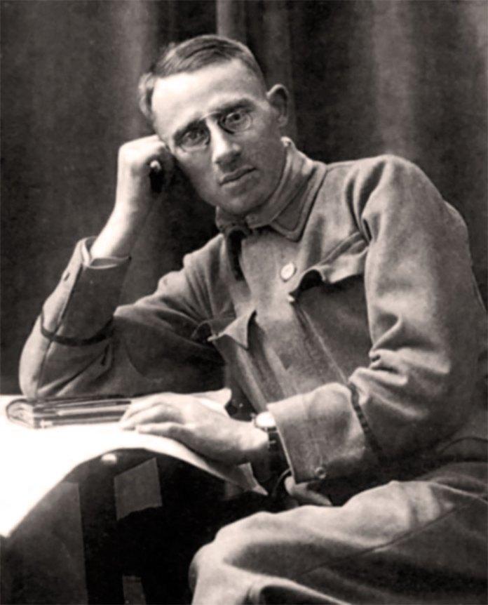Осип Назарук – громадський і політичний діяч, письменник, журналіст