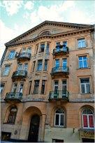 Будинок у Львові на вулиці Клепарівській, 7 (Фото Тетяна Жернова 2016р)