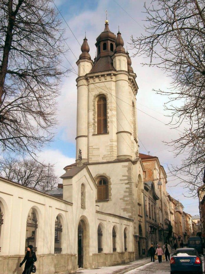 Дзвіниця Вірменської церкви