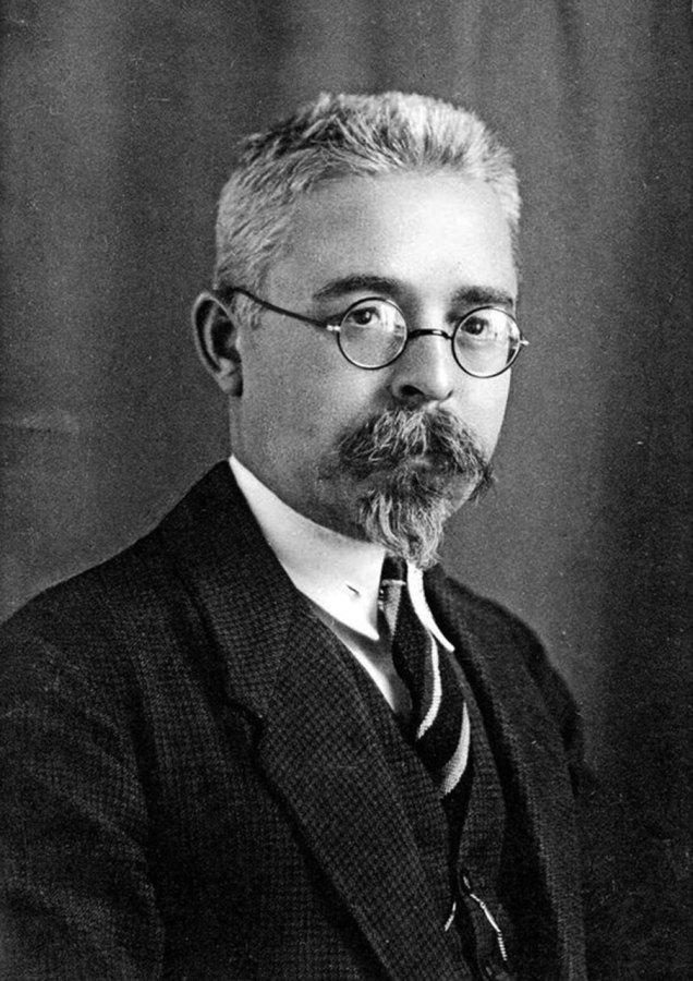 Іван Огієнко, 1926 р. (зі сайту http://gazeta.ua)