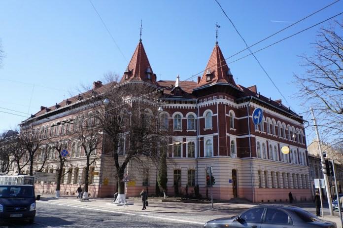 Школа імені Станіслава Конарського – зараз СШ №55