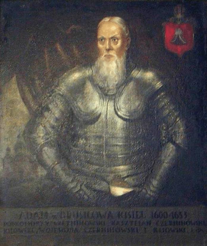 Брацлавський воєвода Адам Кисіль. Фото з https://uk.wikipedia.org