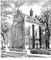 Костел Варфоломія в Дрогобичі, 1976 рік.