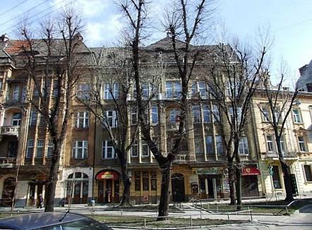 Будинок на вул. Левицького № 15