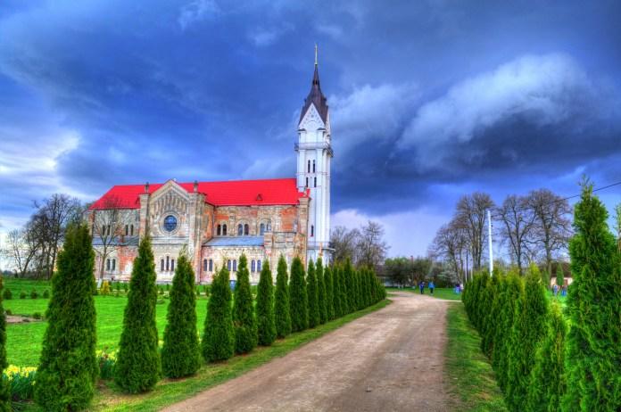 Монастир св. Герарда. Сучасний вигляд.