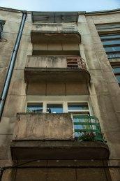 Вул. Академіка Павлова, 6А, житловий будинок в стилі функціоналізму, фото М. Ляхович