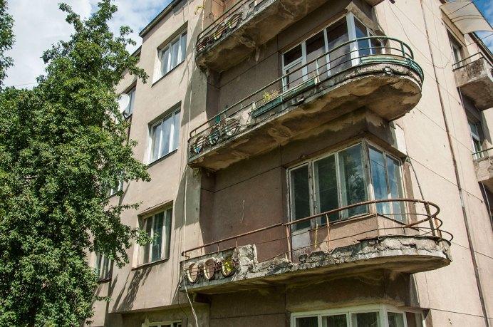 Будинок у Львові по вул. Менделєєва, 8, фото М. Ляхович