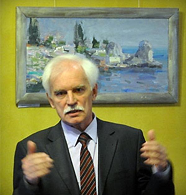 Львівський археолог Орест Корчинський, відкривач і дослідник Стільського городища