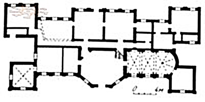 План палацу
