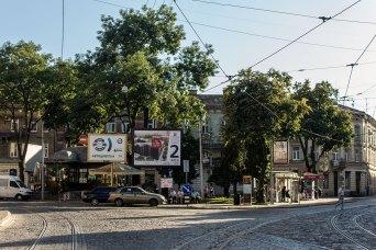 Площа Івана Франка, 2016 р.