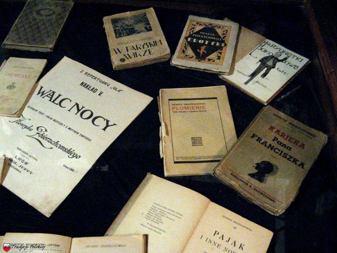 Вибрані друковані твори Генрика Збєжховського