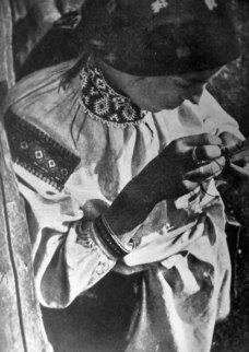 Юліан Дорош. Шваля, сер. 1930-х рр. (Світло й Тінь. – 1936. – Ч. 12)