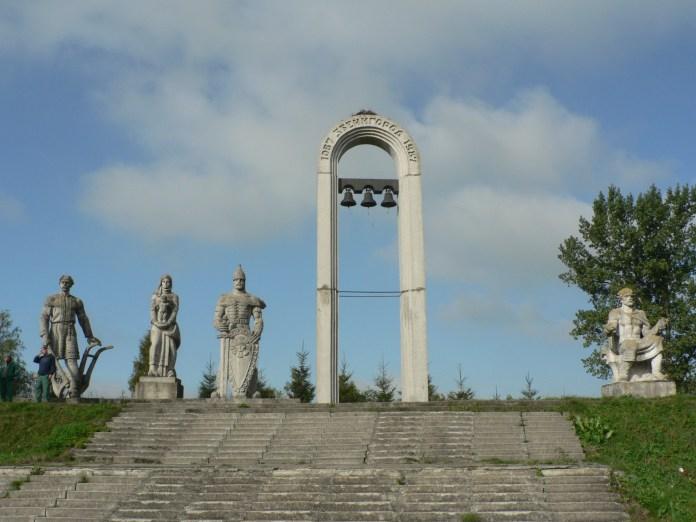 Монумент на честь 900-ліття Звенигорода