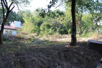 Територія, яка колись належала родині Подгорецьких та Збєжховських на вул. Пісковій