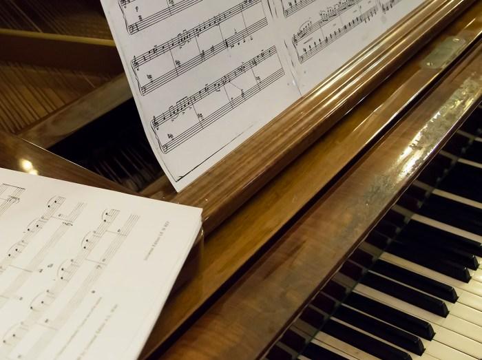 Фортепіано – інструмент, винайдений понад 300 років тому. Фото: Ксенія Янко