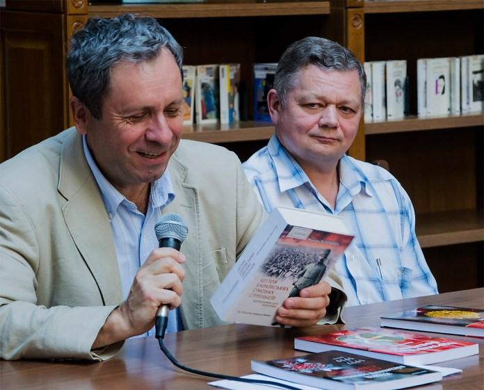 Олег Павлишин та Олександр Дєдик. Фото: Ксенія Янко
