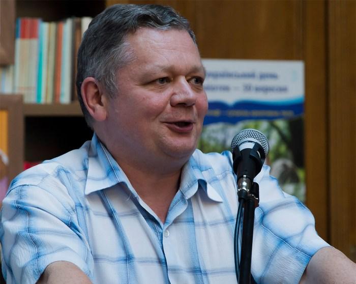 Олександр Дєдик. Фото: Ксенія Янко