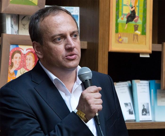 Андреас Веннінґер. Фото: Ксенія Янко