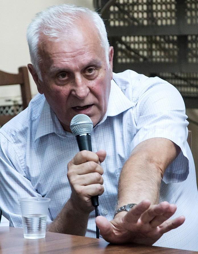 Михайло Гнатюк. Фото: Ксенія Янко