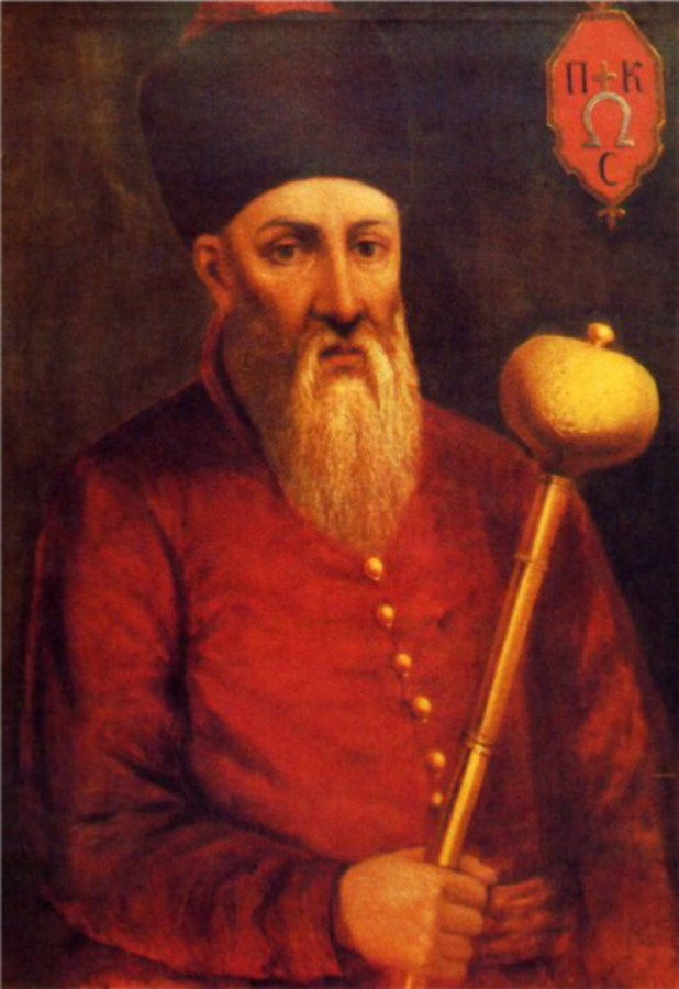 Отаман Петро Конашевич-Сагайдачний. Фото з http://photo-lviv.in.ua