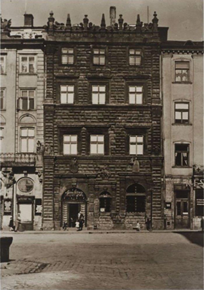 «Чорна кам'яниця» 1938 рік