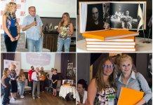 100 фотографій з сімейного альбому презентували до ювілею Богдана Ступки у Львові