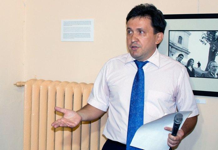 Заступник директора з музейної роботи музею етнографії та художнього промислу у Львові, Андрій Клімашевський