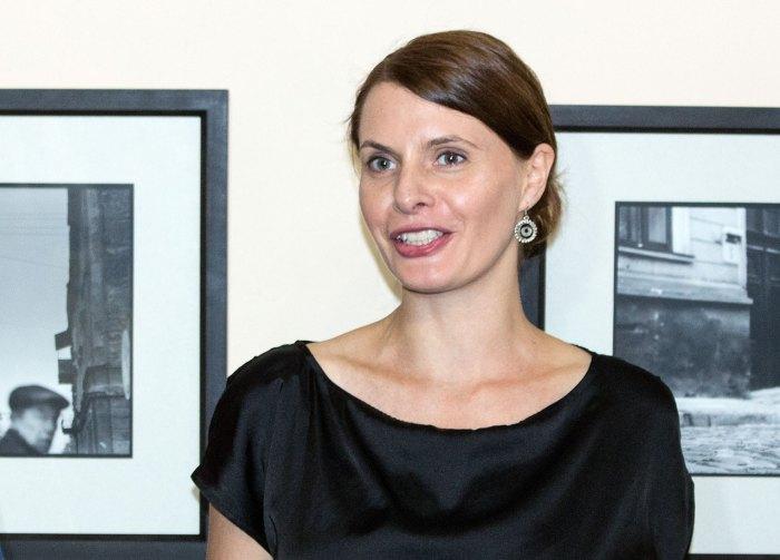 Директор Чеського центру в Києві Луціє Ржегоржікова