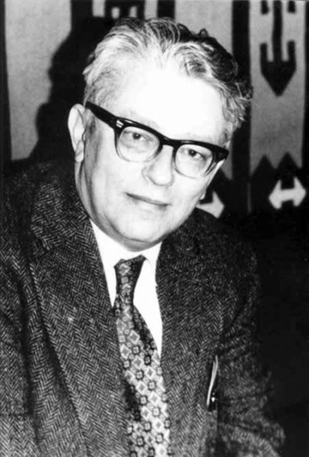 Іван Лисяк-Рудницький у 60-ті роки