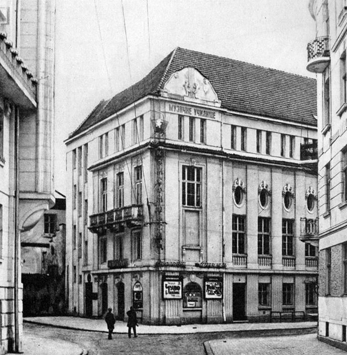 Площа Шашкевича, 5