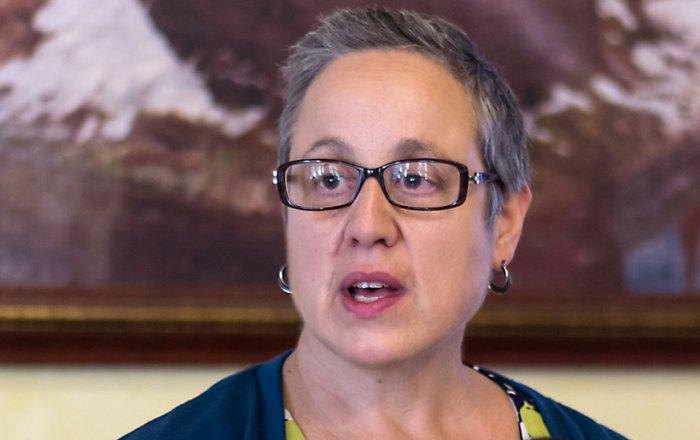 Представник Посольства США Карен Раблє