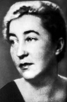 Мілена Рудницька, громадсько-культурна діячка, журналістка, ймовірно, кін. 1920-х рр. (Światowid. – 1930)