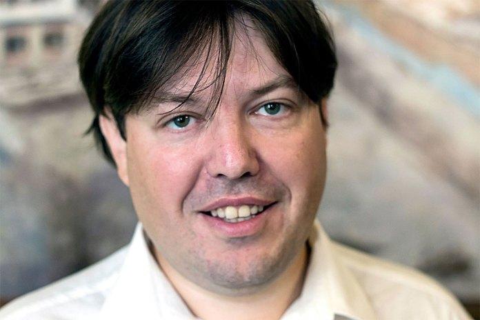 Співавтор проекту, старший науковий співробітник Львівського історичного музею, Петро Слободян
